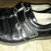 Туфлі кожа в школу, 34 розмір,