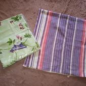Новый пододеяльник и качественное махровое полотенце одним лотом