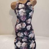 Мега красивое платье в замечательный цветочный принт New Look pp 10/12