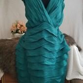Редкость! Сток. Эксклюзивное платье на шикарную фигуру. Очень нарядное, на любое торжество. Р-р. 54.