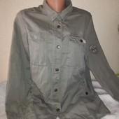 H&M. Женская рубашка. Коттон. Размер 50-52