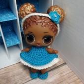 Комплект для куклы лол (без куклы).