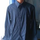Мужская рубашка, р.XXL( ворот 45/46)