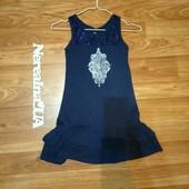 Pepperts Германия Шикарное нарядное и удобное платье на девочку 134/140р