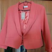 Яркий качественный пиджак, жакет