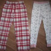 Наборчик спальных штанишек для дома на возраст 7-8 лет