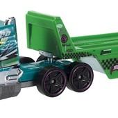 Машинка грузовик-трейлер hot wheels