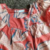Блузка летняя р 52
