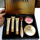 Dermacol Make-up set тональный крем пудра румяна 6 в 1