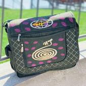 Подростковая сумка- портфель