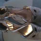 Туфли Clarks замшеві