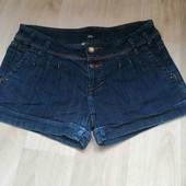 Фирминние/джинсовые шорты /M!!!
