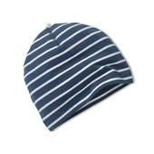 ☘Лот 1 шт☘ Яркая шапочка, био-хлопок, Tchibo (Германия), размер: 19,5 см ширина, полосатая