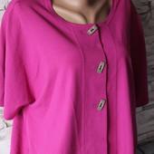 классная по качеству блуза -пиджак, идеально для офиса, 62см пог + очень хорошо тянется.