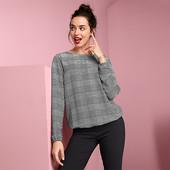 Симпатичная блуза от ТСМ tchibo (германия) размер евро 38 (укр 44)