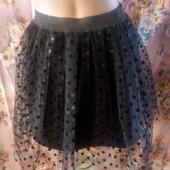 Модна юбка для дівчинки!