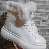 Мега Классные зимние ботинки!!