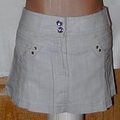 Женская летняя короткая юбка Размер на выбор