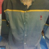 Рубашка на мужчину 46-48(укр.)