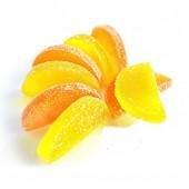 Мармелад -дольки Лимоно*апелис В лоте 200 грамм