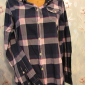 100%cotton,рубашка ,38 размер
