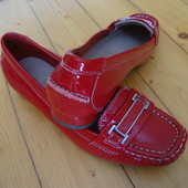 Балетки M&S Red Footglove натур кожа 36 размер