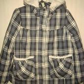 Модное, стильное и теплое пальтишко Denim Co 42 размер