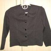 Пиджак школьный 32 размера 6-8 лет