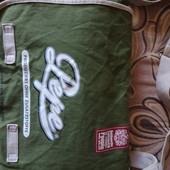 Тканевая сумка- почтальонка