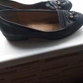 Туфли (лоферы) 100% кожа ст.26см