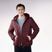 Легкая термо куртка Livergy. Размер 52 - нюанс