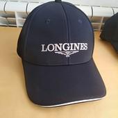 Бейсболка-кепка Longines. Уп-10%