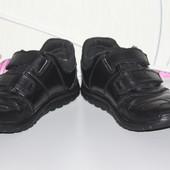 фирменные туфли-красовки Clarks стелька 21.5см