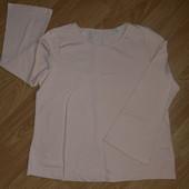 Нежно розовая пудровая кофточка для дома и отдыха от Tchibo размер 40-42 европейский