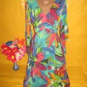 Очень красивое женское платье грудь 42-46 см рр 10 Per Una (Пер Уна) !!!!!!
