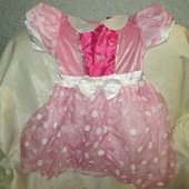 Детское нарядное платье на 5-6 лет от Disney (Дисней) !!!!!!!!!