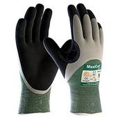 Качественные, рабочие защитные перчатки от порезов .