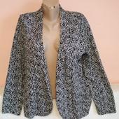 Мой пролет(((Шикарный теплый пиджак кардиган на пышные формы rogers + Rogers