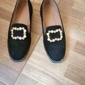 Туфли женские, 38.5- 39р.
