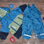 Демисезонный комплект ciraf на мальчика 68см, курточка и полукомбинезон