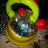 """Игушка чайник со светом и звуком mini play set """"kettle"""""""