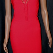 Новое! Шикарное платье, размер 46 наш, есть замеры