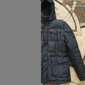 Зимняя мужская курточка 52 размер Состояние отличное