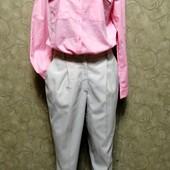 Собираем лоты!! Комплект брюки +рубашка, размер s