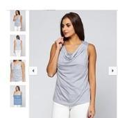 Фирменая Esmara красивая трикотажные футболка декорирования паетками р евро 36/38 s
