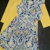 Мега красивое летнее брендовое платье AX Paris pp 8