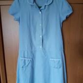 Debenhams. Летнее платье на девочку 10 лет. размер 140