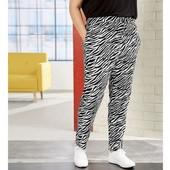 Легкие брюки гаремки Esmara (Германия), размер евро 46
