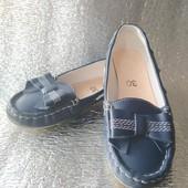 Идеальные кожаные туфли Bartek для школы, зимой - красивая и удобная сменка.