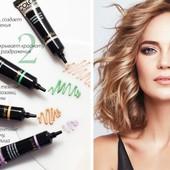 Новые цветные корректоры Faberlic- маскирует различные несовершенства кожи.